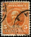 Sellos del Mundo : America : Costa_Rica : Mauro Fernández. UPU 1909.