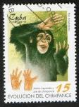 Sellos del Mundo : America : Cuba :  Michel 4108. Mamíferos.