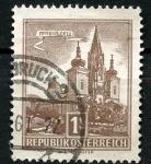 Sellos de Europa - Austria -