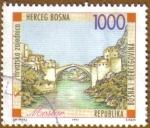 Sellos del Mundo : Europa : Bosnia_Herzegovina : MOSTAR