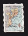 Sellos del Mundo : Africa : Mozambique : REPUBLICA PORTUGUESA