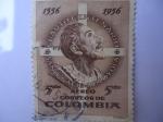 Sellos del Mundo : America : Colombia : Cuarto Centenario San Ignacio de Loyola.