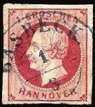 Sellos del Mundo : Europa : Alemania : Clásicos - Hannover