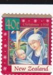 Sellos de Oceania - Nueva Zelanda -  Christmas 1998