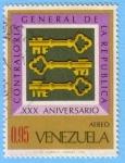 Sellos de America - Venezuela -  Contraloría General de la República