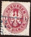 Sellos del Mundo : Europa : Alemania : Clásicos - Prusia