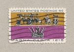Sellos de America - Estados Unidos -  Carta Magna de 1215