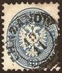 Sellos de Europa - Austria -  Clásicos - Imperio Austro Húngaro