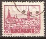 Sellos de Europa - Polonia -  Kalisz