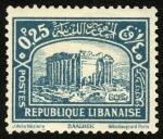 Sellos de Asia - Líbano -  LIBANO -  Baalbek