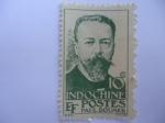 Sellos de Europa - Francia -  Paul Doumer - INDOCHINE.