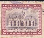 Sellos de America - Chile -  Sesquincetenario del primer gobierno nacional 1810-1960
