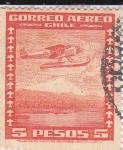 Sellos de America - Chile -  monoplano
