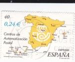 Sellos de Europa - España -  Centros de Automatización Postal    (G)