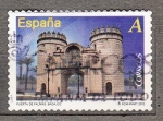 Sellos de Europa - España -  Puerta de Palmas Badajoz (694)