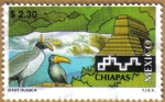 Sellos del Mundo : America : México : TURISMO - CHIAPAS Serie 9