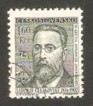 Sellos de Europa - Checoslovaquia -  1205 - Ladislav Celakovsky, botánico