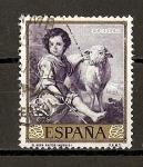 Sellos de Europa - España -  B.E.Murillo.