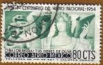 Sellos de America - México -  1er. Cent. HIMNO NACIONAL