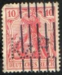 Sellos del Mundo : Europa : Alemania : Reich.