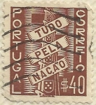 Sellos del Mundo : Europa : Portugal : TUDO PELA NACAO
