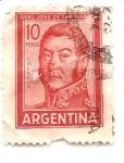 Sellos del Mundo : America : Argentina : San Martin