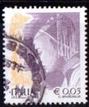 Sellos de Europa - Italia -  Personaje