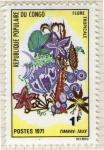 Sellos de Africa - República del Congo -  25