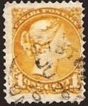 Sellos de Europa - Reino Unido -  Clásicos - Canadá