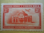 Sellos de America - Costa Rica -  Banco Nacional de Costa Rica.