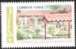 Sellos de America - Chile -  HACIENDA EL HUIQUE - REGION DEL LIBERTADOR GENERAL BERNARDO OHIGGINS