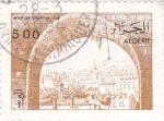 Sellos de Africa - Argelia -  Ciudad argelina
