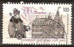 Sellos de Europa - Alemania -  500a Aniv de la convocatoria de la Dieta de Worms.