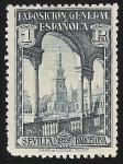 Sellos de Europa - España -  Exposition Buildings