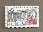 Sellos del Mundo : Europa : Francia : Automovil Club de Francia