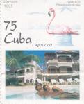 Sellos de America - Cuba -  Cayo Coco y Flamenco