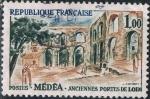 Sellos de Europa - Francia -  TURISMO 1961-62. MÉDÉA. Y&T Nº 1318