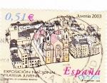 Sellos de Europa - España -  Catedral de la Marina-Benissa     (M)