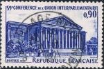 Sellos de Europa - Francia -  59ª CONFERENCIA DE LA UNIÓN INTERPARLAMENTARIA. Y&T Nº 1688