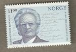 Sellos del Mundo : Europa : Noruega : Premio Nobel Literatura 1903