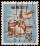 Sellos de Asia - Japón -  Patos