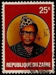 Sellos del Mundo : Africa : República_Democrática_del_Congo : Mobuto Sese SeKo