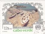 Sellos de Africa - Cabo Verde -  Turismo