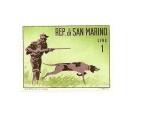 Sellos del Mundo : Europa : San_Marino : Caza
