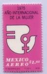 Sellos de America - México -  1975 AÑO INTERNACIONAL DE LA MUJER
