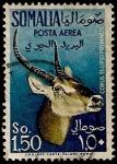 Sellos del Mundo : Africa : Somalia : Fauna