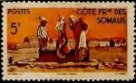 Sellos del Mundo : Africa : Somalia : Aguadoras