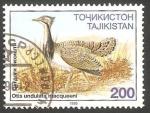Sellos del Mundo : Asia : Tayikistán : 79 - Ave