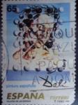 Sellos de Europa - España -  Ed:3295 - Pintura Española: Salbador Daly -Galatea de las Esferas -