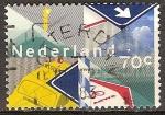 Sellos de Europa - Holanda -  Centenario de la Royal Dutch Touring Club.